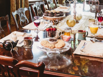 Breakfast, Biltmore Village Inn